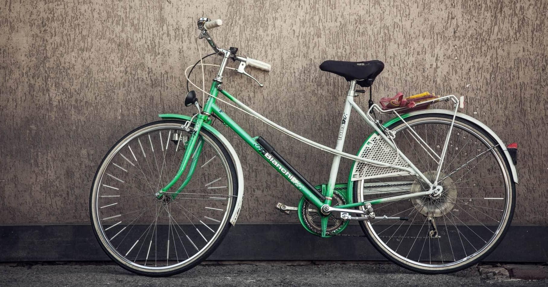 A BICICLETA já foi um dos PRINCIPAIS meios de Transporte no Mundo ...